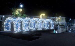 Iluminacje świąteczne miast